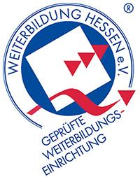 Weiterbildung Hessen e. V. Geprüfte Weiterbildungseinrichtung